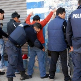 """La Policía nunca dejó de tener facultades para detener personas arbitrariamente"""""""