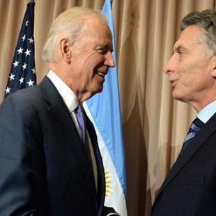 Macri acordó con Estados Unidos proyectos de cooperación militar