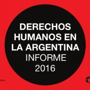"""""""Se trata de cuanto compromiso va a tener el Estado argentino en relación a los derechos humanos"""""""