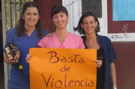 Salud también le dice «NO» a la violencia