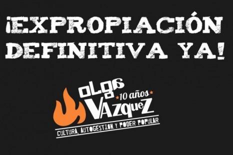 El Olga Vázquez pide la expropiación definitiva