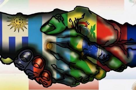 """""""Los pueblos latinoamericanos no se olvidan, no se suicidan y sobre lo que avanzan no retroceden"""""""