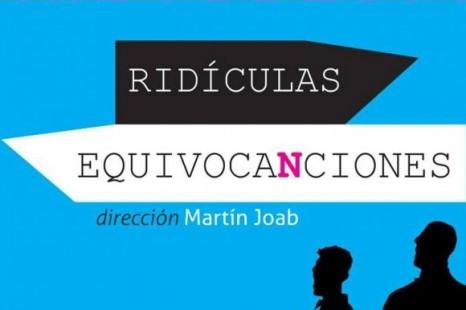 """Ridiculum Vitae presenta su nuevo espectáculo """"Ridículas equivocanciones"""""""