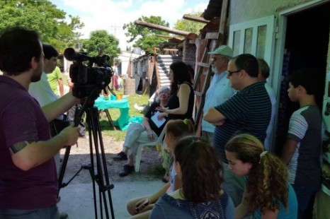 Se inauguró Radio Campesina