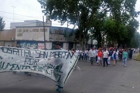 """""""El hospital San Martín ha tocado fondo y necesitamos cubrir los planteles básicos"""""""