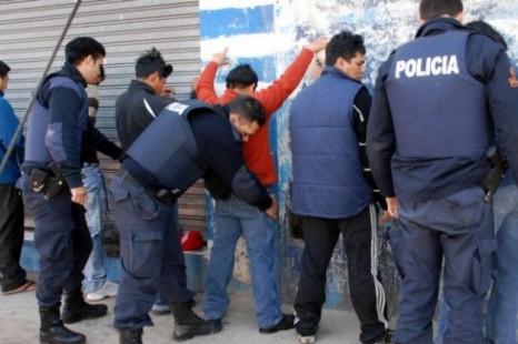 La Policía nunca dejó de tener facultades para detener personas arbitrariamente»