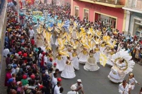 """""""Estamos en búsqueda de que se despierte el carnaval"""""""