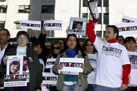 """""""Vamos a seguir exigiendo justicia hasta que las condenas queden firmes"""""""