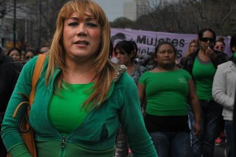 Claudia Vásquez Haro: «Las compañeras necesitan un trabajo digno en condiciones formales»