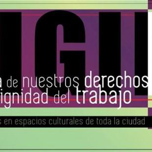 Vigilia Cultural de TOC: «Este momento la clase trabajadora tiene que estar unida».