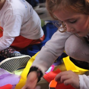 """Festival Solidario a beneficio del jardín """"Nuestros Primeros Pasos"""""""