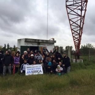 Quisieron atacar la planta transmisora de Radio América