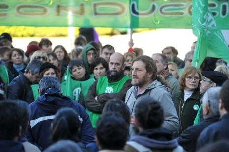 «Cada pelea que damos es en defensa de la educación pública»