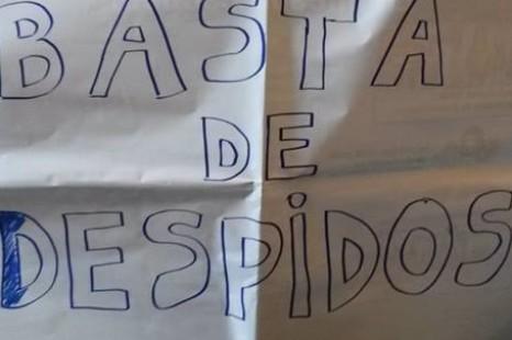Trabajadores del Ministerio de Educación exigen la renovación de contratos y el cese del vaciamiento
