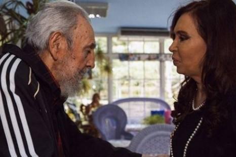 """""""Desde lo político no hay palabras para definir a Fidel"""""""