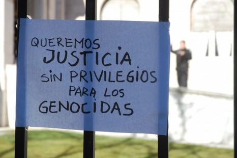 """""""La política de memoria, verdad y justicia ni siquiera está en el vocabulario de este nuevo gobierno"""""""