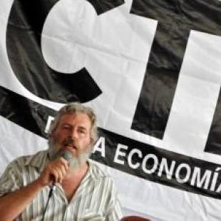 «Marchamos por Paz, Pan, Tierra, Techo y trabajo»