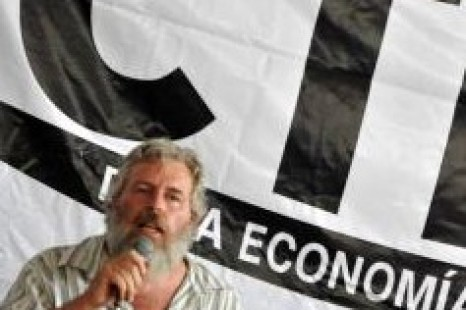 """""""Marchamos por Paz, Pan, Tierra, Techo y trabajo"""""""