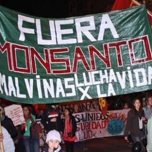 Chau Monsanto de Malvinas Argentinas