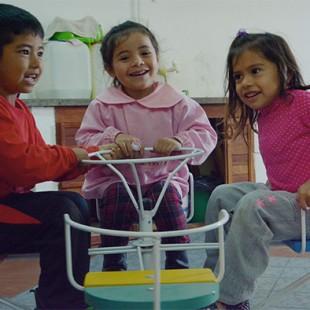 Presentan el Proyecto Primera Infancia: Arte, Derechos Humanos y Convivencia