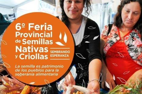 Llega la 6º Feria Provincial de Semillas nativas y criollas