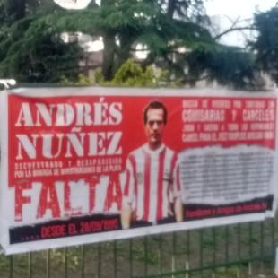 Jornada cultural de protesta a 26 años del Caso Nuñez