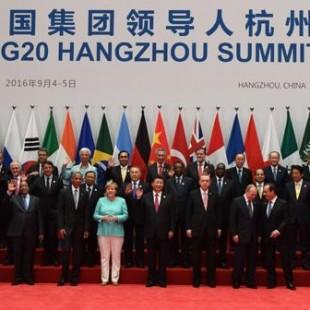 «Esta cumbre se da en un momento en el cual los grandes temas internacionales son muy lejanos a los objetivos del G20»