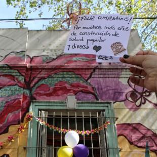 """El Centro de Salud """"Sandra Cabrera"""" celebró sus 10 años"""