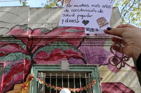 El Centro de Salud «Sandra Cabrera» celebró sus 10 años