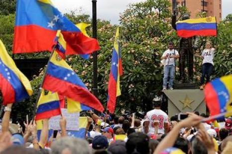 """Venezuela: """"Todo esto que vemos es una ficción, se tergiversa la realidad"""""""