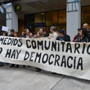 """#EnacomNoCumple: """"Los funcionarios sostienen una política de dilación con los medios comunitarios"""""""
