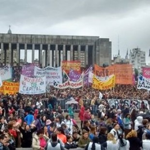 """""""No hay otro movimiento social en Argentina que pueda dar cuenta de un crecimiento y de un interés de esta manera"""""""
