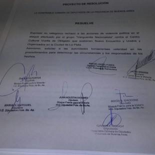Nuevo Encuentro hace responsable al Gobierno de las Pintadas de la ultraderecha tras el Encuentro de Mujeres