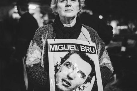 """Rosa Bru: """"Cuando me dijeron ´desapareció´ sentí lo mismo que cuando vino el hermano y dijo ´está la bicicleta de Miguel y él no está´"""""""