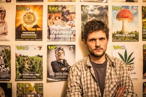 «A lo que no está dispuesto el gobierno es a permitir que la gente cultive su propio cannabis»