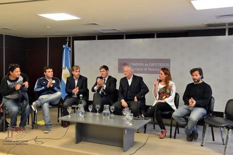 «Tenemos la tarea de visibilizar a ese sector que son los desaparecidos sociales y económicos»