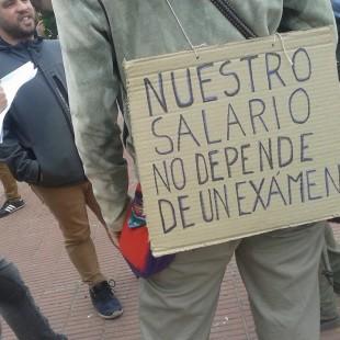 """""""El fin es avanzar hacia un proceso de privatización de la escuela pública en la Argentina"""""""