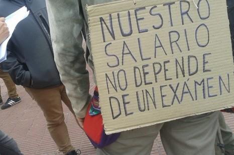 «El fin es avanzar hacia un proceso de privatización de la escuela pública en la Argentina»