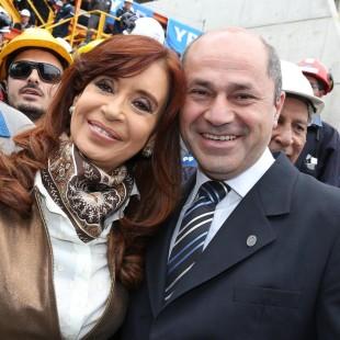 """Secco: """"Al que abrace Cristina, será como el Perón que abrazó a Cámpora"""""""