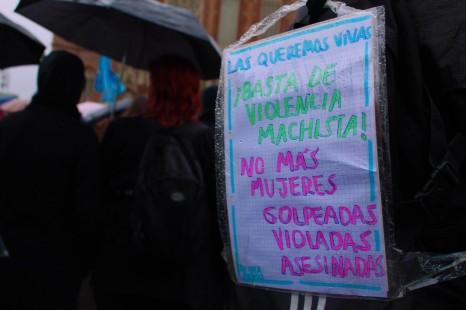 «El derecho penal es fuertemente machista»