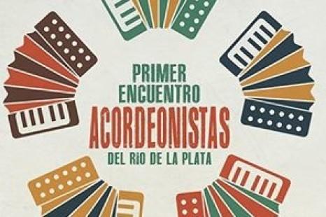 Se realizará el 1° encuentro de acordeonistas del Río de La Plata