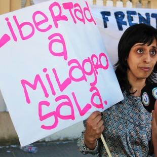 """Asamblea Feminista: """"Ojalá se sumen otras que también están a favor de la lucha por nuestros derechos"""""""