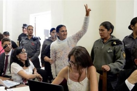 Milagro Sala fue condenada a 3 años de prisión en suspenso por un escrache contra Gerardo Morales