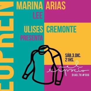 """Marina Arias presenta """"Neoprene"""" : """"Novelas que tienen que ver con crecer"""""""