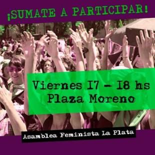 17-02|Asamblea Feminista en La Plata