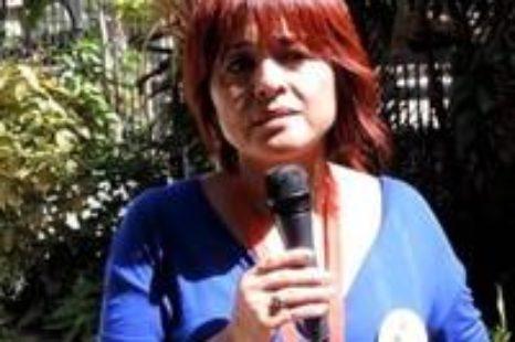 """Lourdes Rivadaneyra: """"Lxs migrantes antes que nada, somos trabajadorxs"""""""