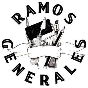 RAMOS GENERALES: Tienda y galería de arte independiente