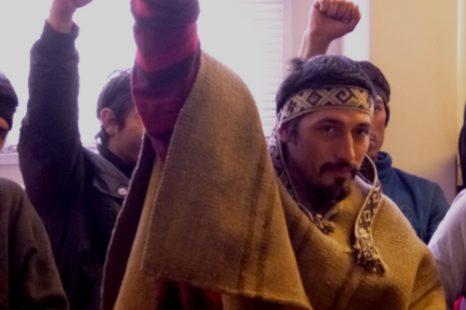 Facundo Jones Huala fue detenido ilegalmente en Bariloche