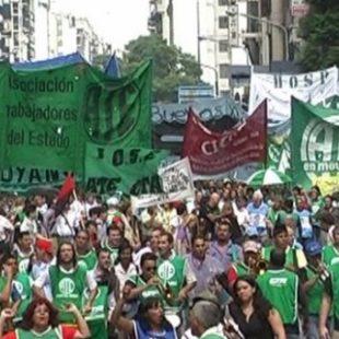 Día del Trabajador estatal: marcharán al Ministerio de Trabajo de la Nación