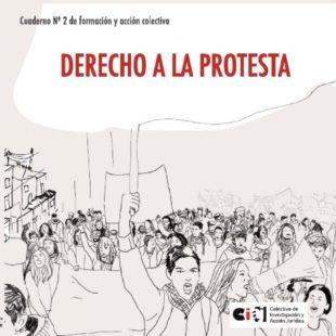 """Desde el CIAJ presentaron el manual """"Derecho a la protesta"""""""